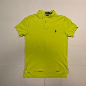 Polo Ralph Lauren Collared Custom Fit Shirt